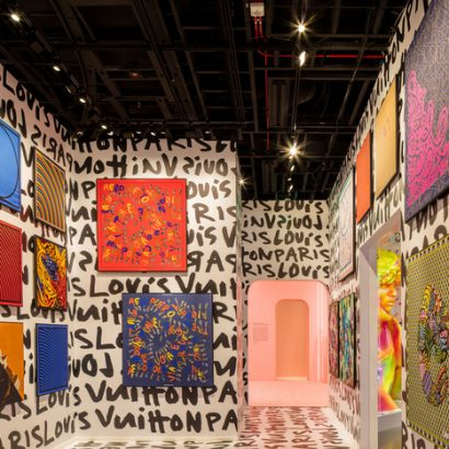Louis Vuitton X – A exposição que celebra as collabs artísticas com a marca em Los Angeles